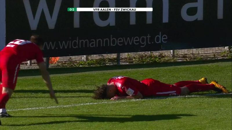 Highlights VfR Aalen vs. FSV Zwickau
