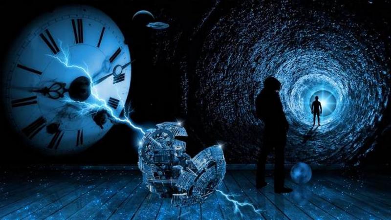 Виды путешествий во времени в фантастике Avaros