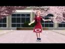 【MMD】Viva happy【Sakura. Naruto Shippuden】