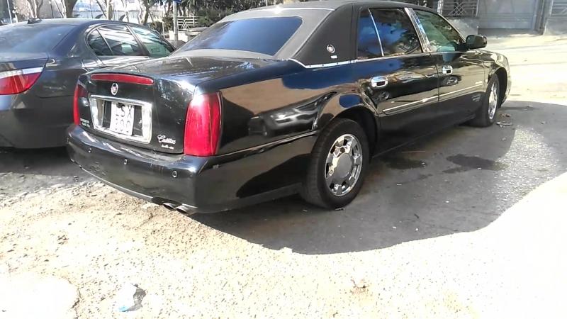 Cadillac STS 4.6 v8 3.2valve