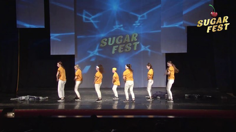 LABIRINT 🍒 3st PLACE HIP-HOP CREW ADULTS BEGINNERS 🍒 SUGAR FEST. Dance Championship