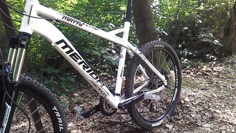 Merida Trail 300-D 2012