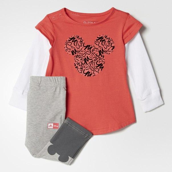 Комплект: футболка и брюки Disney Mickey Mouse