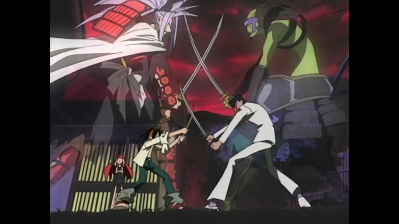 Shaman King Король шаманов Шаман Кинг 11 серия 11 64 AnimeRusVORG⚡ Аниме Рус Ворг⚡
