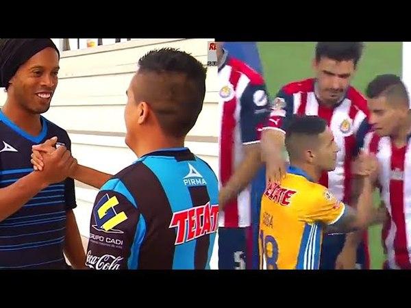 Futbolistas Ejemplares - Humildad - Bellos Momentos en la Liga MX