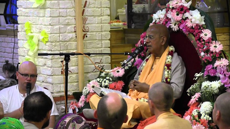 H.H. Gopal Krishna Goswami, SB 4.22.24, Moscow, 21.08.2015