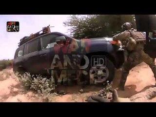 Видео с камеры американского спецназовца, где запечатлен ноябрьский бой в Нигере