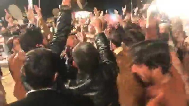 Wazir istan islamabad dharna naqeebullah masood killed