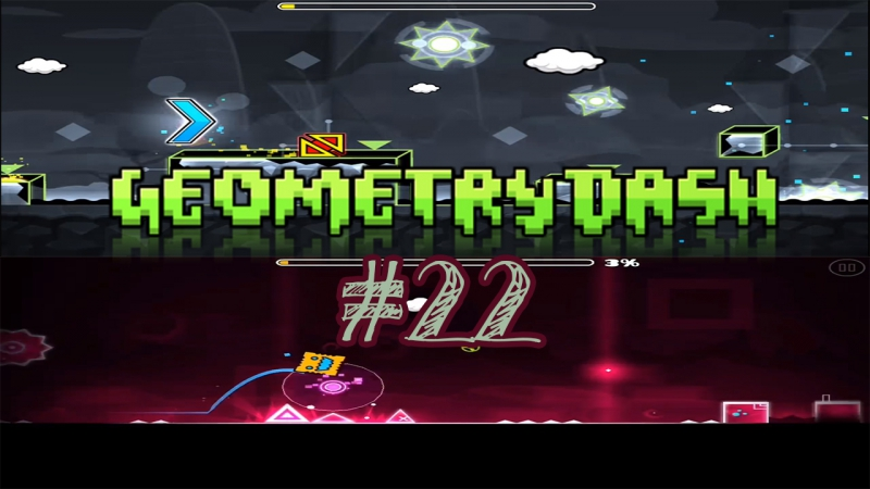 Geometry Dash || Bounce Party by Axils [5★] Faith by BlUhOl [6★]