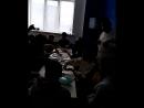 Первое занятие в клубе юных химиков Фарадей в Липецке