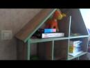 Кукольный домик для барби. Домик для кукол. Игрушечный домик в детскую