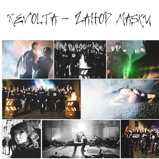 Revolta альбом Zahoď masku 2