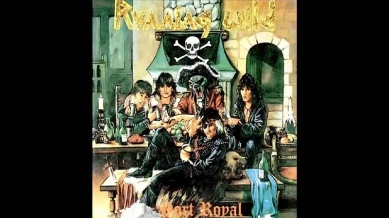 Running Wild - Port Royal (1988)