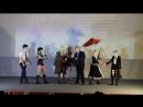 Фестиваль Белые лисы идут 20.05.18 групповое дефиле Волгоград клуб Сатори - Black Lagoon
