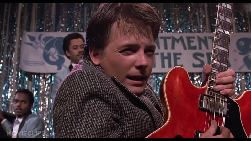 Johnny B. Goode - Back to the Future (9-10) Movie CLIP (1985) HD.mp4