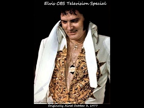 Elvis Presley CBS Television Special (HIGH DEFINITION Version) BEST QUALITY on YouTube, 2017