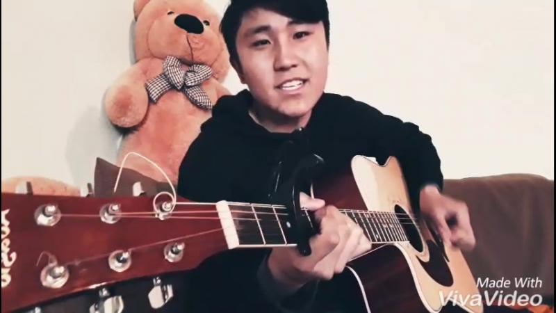 Самая вышка OST (ia Jenih) гитара