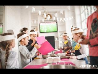 Коломна | Детский кулинарный клуб