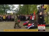 Подмосковные кадеты возложили цветы к мемориалу погибших курсантов
