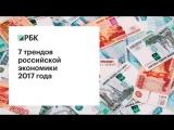 7 трендов российской экономики