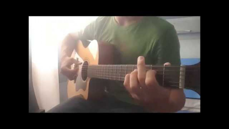 Limp Bizkit - Behind Blue Eyes (fingerstyle cover) Аранжировка для гитары.