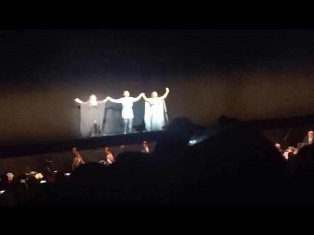 Aida (Verdi) SALZBURGER FESTSPIELE 2017 Anna Netrebko , Riccardo Mutti
