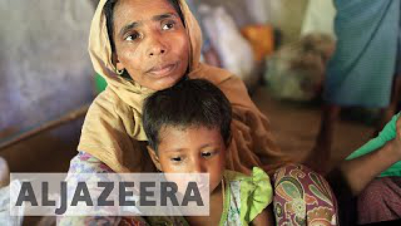 Rohingya refugees accuse Myanmar army of rape