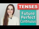 FUTURE PERFECT CONTINUOUS Будущее совершенное длительное Времена в английском English Spot