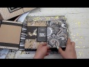 DT Scrapbumazhka We do Photo play свадебный альбом обзор анонс МК