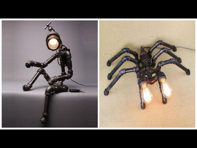 40 Most Creative and Unusual Lamp Designs you never Seen Before
