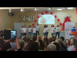 танец родителей на выпускной 2018    сюрприз школьникам