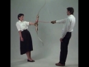 Marina Abramović Ulay Performance Art Rest Energy 1980