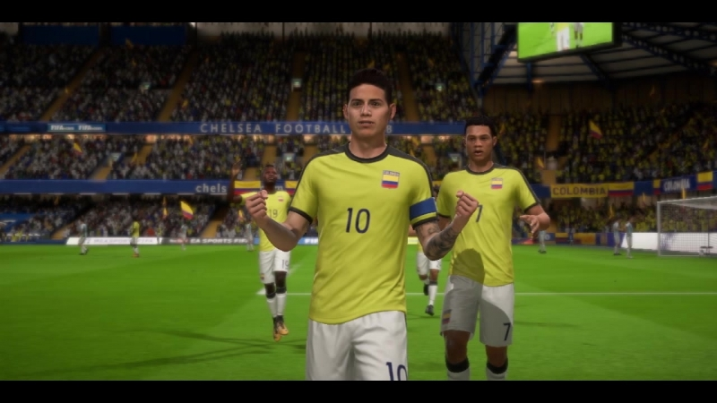 Чемпионат мира. Матч за 3-е место. Аргентина 4-6 Колумбия