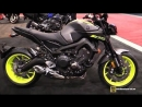 2018 Yamaha MT-09 - Walkaround - 2018 Toronto Motorcycle Show