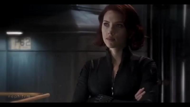 Natasha romanoff / black widow / marvel vine