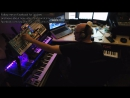 Meridian - Ambient _ Space Music Live Jam - Micro Brute, JD-Xi, Reason 9.5, Beat Step Pro
