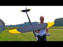 STUNNING RC SPEED APP 500KMH 308MPH BIG MONSTER FROM HJK SPEEDWINGS FLIGHT DEMONSTRATION