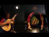 Гитара+Ханг! Мелодия из передачи