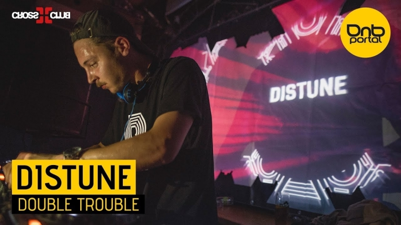 Distune - Double Trouble [04.05.2018 Live Cross Club] www.dabstep.ru