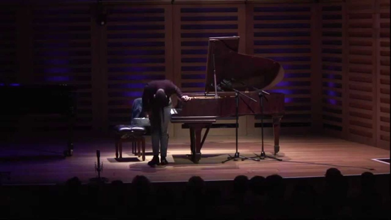 Elliot Galvin Solo Performance at Trinity Laban Gold Medal Competition