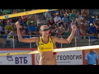 Пляжный волейбол.Финал чемпионата России в Сочи.