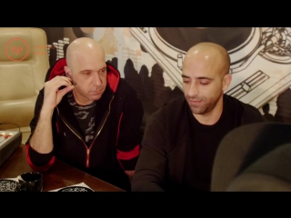 Guy Mantzur, Sahar Z Interview - Samir Kuliev - chuvstvo ritma - Megapolis 89.5 FM