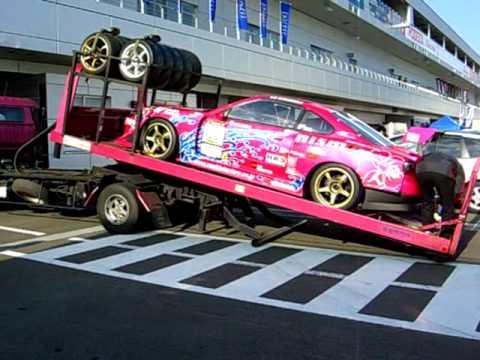 Yashio Factory S15 Silvia Pan Speed RX-7 HKS Premium Day 2010
