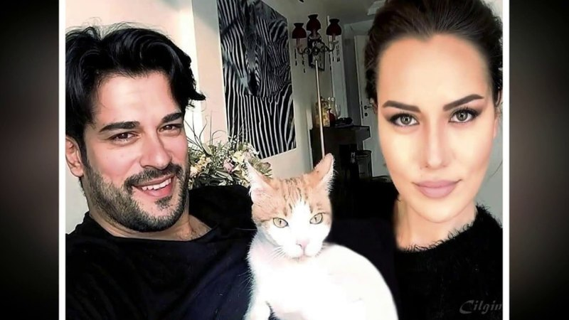 Burak Özçivits Cute Moments With Wife Fahriye Evcen