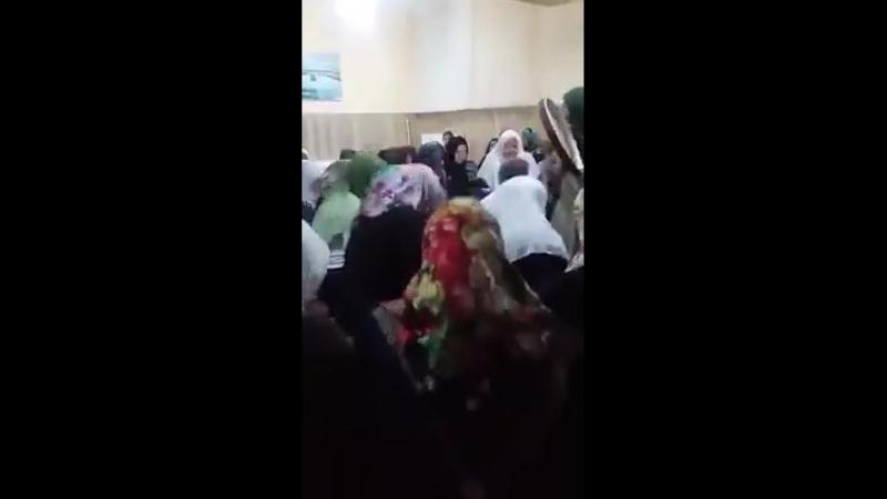 Headbangers Muslim Style