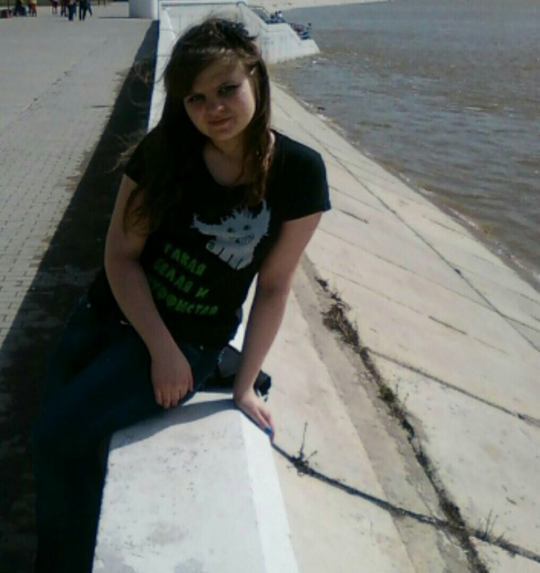 Viktoriya, 24, Omsk