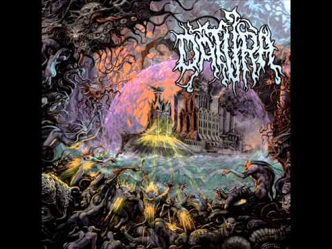 Datura - Spreading The Absorption (2014) (FULL)