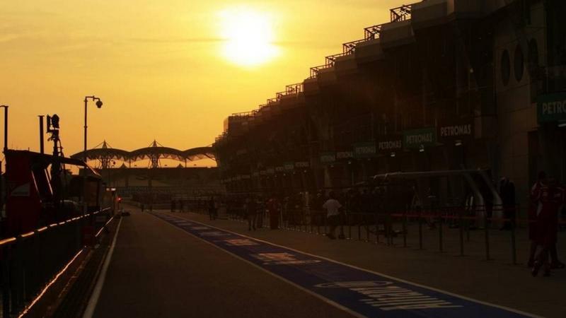 F1.TV - 2012: Гран-При Малайзии!