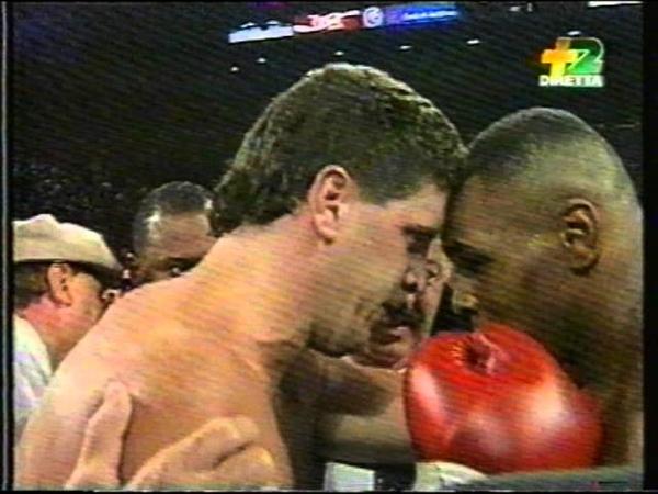 Mike Tyson vs Peter Mcneeley-incontro con anteprima-commento di Rino Tommasi-3a parte