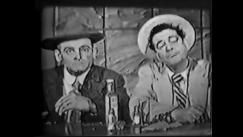 Jackie Gleason as The Loudmouth (with Art Carney)